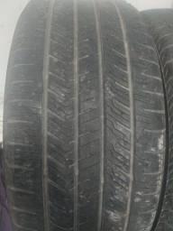 Título do anúncio: Torro par de 2 pneus 265 50 20 pneus filé bom de borracha aceito Pix Torro