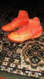 Chuteira Nike Botinha Profissional Society n 40