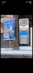 Título do anúncio: Máquina de sorvete em Guaratuba - LONDRINA