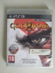 God of War 3 Ps3 Mídia Física Importado