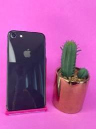 Título do anúncio: iPhone 8 64GB preto (somos loja)