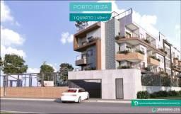 Flat de 1 Quarto + 49m² com Piscina Privativa | Flats de alta rentabilidade
