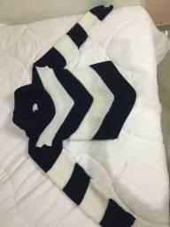 Blusão tricot