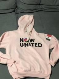 Moletom do now united