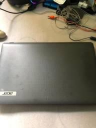 Notebook Acer processador i3