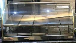 Título do anúncio: Estufa vitrine para salgados 10 bandejas