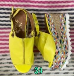 Promoção sapatos