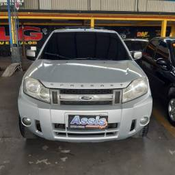 Ecosport 2008 Freestyle 1.6 couro+ Gnv!