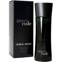 Título do anúncio: Perfume Armani Code 125ml Original e Lacrado