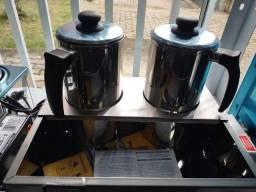 Título do anúncio: Esterilizador 2 bules com termostato 220V Marchesoni