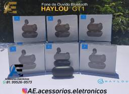 Fones de Ouvido Bleutooh Hayloy GT1 - Aceitamos Cartões e Entregamos