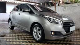 Título do anúncio: Hyundai HB20 1.6 Premium Flex Aut Top Linha Mídia Led Couro Rodas 2021 Ok - 36.000Km