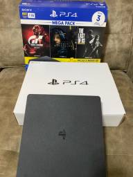 Vendo PlayStation 4 Slim 1TB