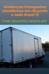Mudanças Ribeirão e todo Brasil