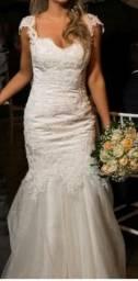 Vestido de noiva dos sonhos