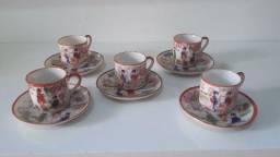 Xícaras de Porcelana Chinesa