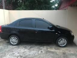 Etios Toyota - 2013