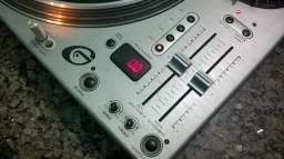 Toca Discos com recursos de CDJ - Ultra Sofisticado - Top Profissional - Aceito Troca