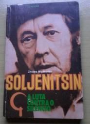Livro Soljenitsin: A luta contra o silêncio