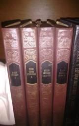 Coleção De Livros De Julio Verne.4 Exemplares.1 828-1905