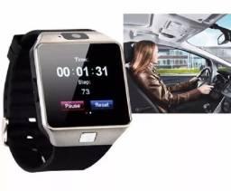 Relogio Inteligente Smartwatch Bluetooth (Entrega Grátis)