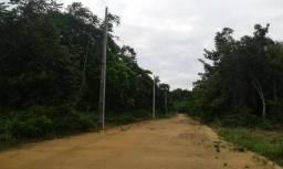 Terreno para Sitio-Estrada do Açutuba prox. as Prais-Quitado e Registrado em Cartório