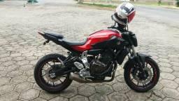 Yamaha mt 07 2016 abs r$ 26.500,00 - 2016
