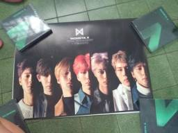 Poster oficial Monsta X the connect album kpop