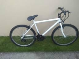 Bicicleta Aro 26 Branca