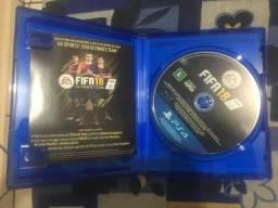 Fifa 18 PS4 - Perfeita estado!