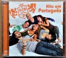 Cd Rbd - Hits Em Português - Rebelde comprar usado  São Paulo