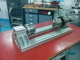 Fabricação e manutenção de maquinas cnc 2,3,4,5 eixos