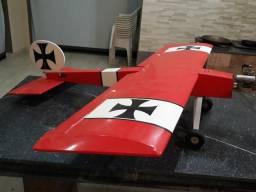 Vendo aeromodelo stick zerado, Promoção