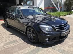 Mercedes-benz c 63 Amg 6.3 Sedan v8 - 2009