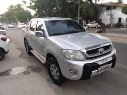 Hilux Extra 2011 Diesel - 2010