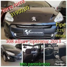 Peugeot 308 allure tiptronic - 2013