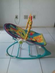 Cadeira De Balanço E Vibratória - Fisher Price