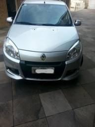 Renault Sandero Automático - 2012