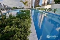 Título do anúncio: Apartamento com 3 dormitórios mobiliado e decorado à venda, 91 m² por R$ 682.890 - Altipla