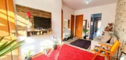 Casa com 2 dormitórios com piscina à venda, 68 m² por R$ 166.000 - Vila Nova - São Leopold