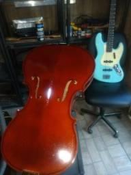 Luthier violino e instrumentos líricos