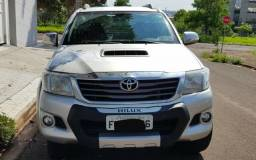 Hilux SRV 2014 aut. 4x4 Diesel * muito conservada - 2014