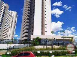 Apartamento com 3 dormitórios para alugar, 121 m² por R$ 2.800,00/mês - Park Lozandes - Go