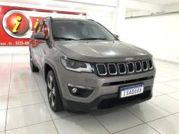 JEEP COMPASS LONGITUDE 2.0  FLEX 16V AUT - 2018