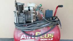 Compressor de 120libras Air Plus Schulz usado