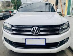 Amarok highline blindada - 2014
