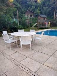 Casa para festas e encontros de família e amigos de fim de semana e feridos em Petrópolis