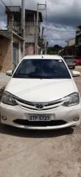 Vendo Etios XLS 1.5 2014 - 2014