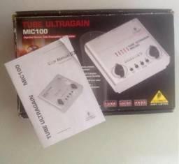 Amplificador Mic 100