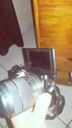 Camera Dslr Mirroles Sony Aplha Nec f3